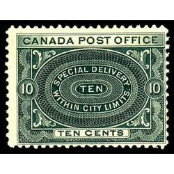 canada stamps e special delivery