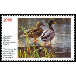 canadian wildlife habitat conservation stamps