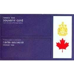 canada post souvenir cards