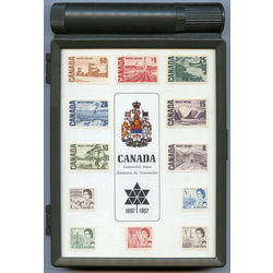 canada post thematic collections