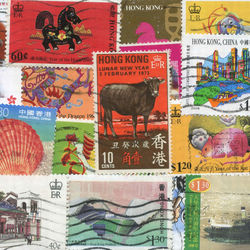 world stamp packets countries in h