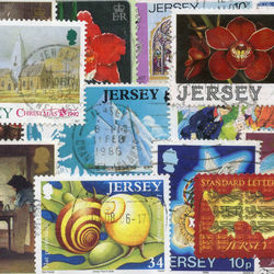 world stamp packets countries in j