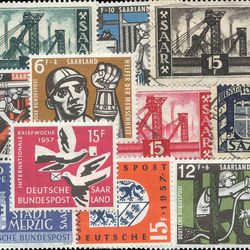 world stamp packets countries in s