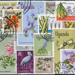 world stamp packets countries in u