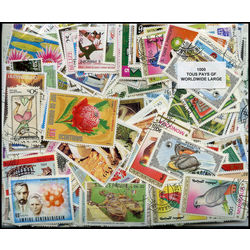 thematic topical stamp packets by themes