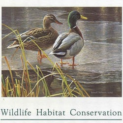 wildlife conservation stamps