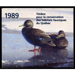 quebec wildlife habitat conservation stamps