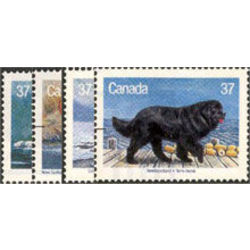 Canada stamp 1217 20 dogs of canada 1988