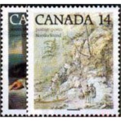 Canada stamp 763 4 captain james cook 1978