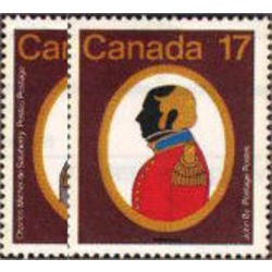 Canada stamp 819 20 canadian colonels 1979