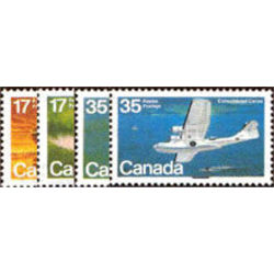 Canada stamp 843 6 aircraft flying boats 1979