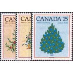 canada stamp 900 2 christmas 1981