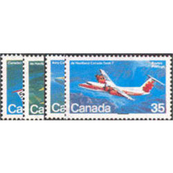 canada stamp 903 6 canadian aircraft 1981