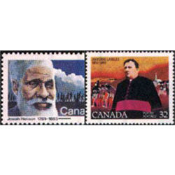 Canada stamp 997 8 canadian pioneers 1983