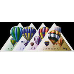 canada stamp 1921a d hot air balloons 2001