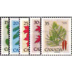 canada stamp 717 21 medium value tree definitives