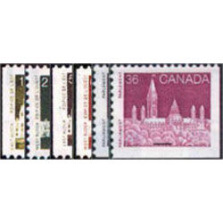 Canada stamp 938 9 41 2 booklet stamps