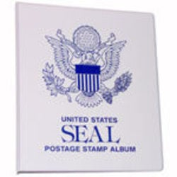 extra binder for the united states seal album