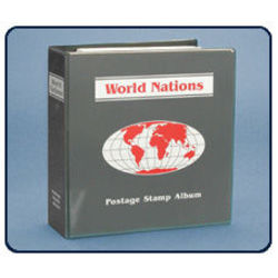 world nations stamp album
