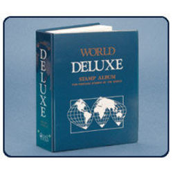extra binder for world deluxe album