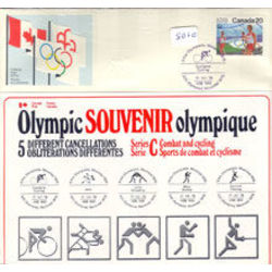 olympic souvenir series c