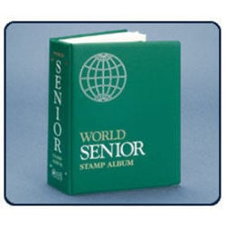 extra binder for the world senior album