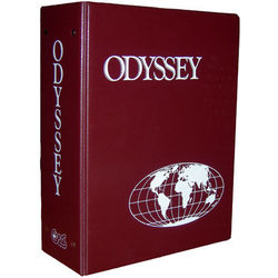 extra binder for world odyssey album
