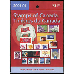 canada quarterly pack 2007 01