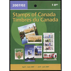 canada quarterly pack 2007 02