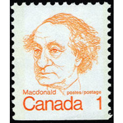 canada stamp 586as sir john a macdonald 1 1974
