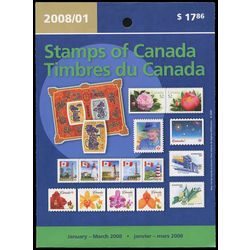 canada quarterly pack 2008 01