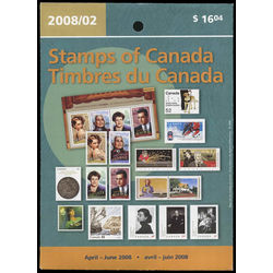 canada quarterly pack 2008 02