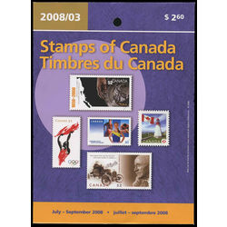 canada quarterly pack 2008 03