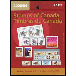 canada quarterly pack 2008 04