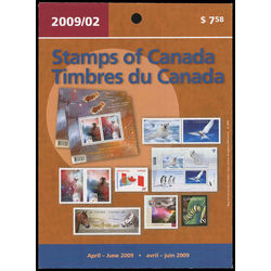 canada quarterly pack 2009 02