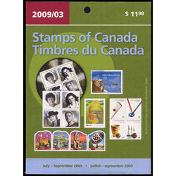 canada quarterly pack 2009 03