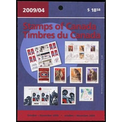 canada quarterly pack 2009 04
