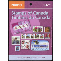 canada quarterly pack 2010 01