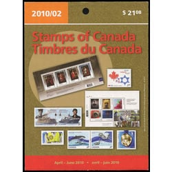 canada quarterly pack 2010 02