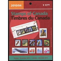 canada quarterly pack 2010 04