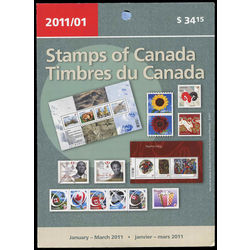 Canada quarterly pack 2011 01