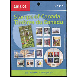 Canada quarterly pack 2011 02