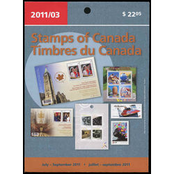 Canada quarterly pack 2011 03