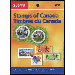 canada quarterly pack 2004 03