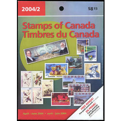 canada quarterly pack 2004 02