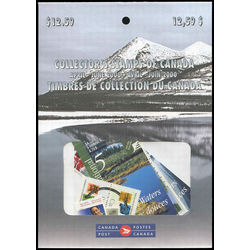 canada quarterly pack 2000 02