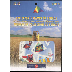 canada quarterly pack 1999 04