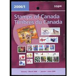 Canada quarterly pack 2006 01