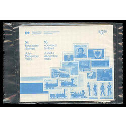 Canada Stamps - Quarterly Packs for sale | Arpin Philately