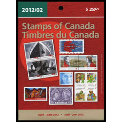 canada quarterly pack 2012 02